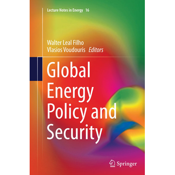 Springer London Global Energy Policy and Security
