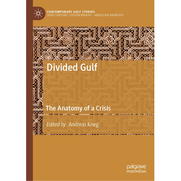 Springer Singapore Divided Gulf - The Anatomy of a Crisis