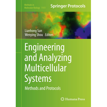 Springer US Engineering and Analyzing Multicellular Systems - Methods and Protocols