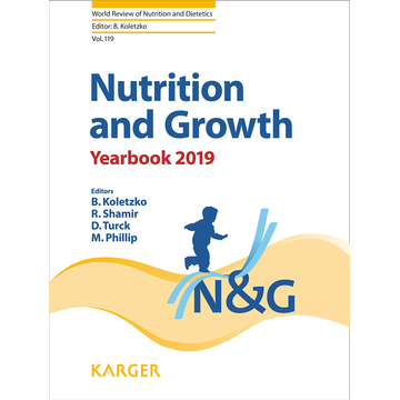 Karger, S Nutrition and Growth - Yearbook 2019
