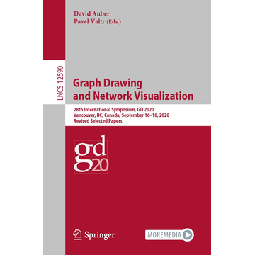 Springer International Publishing Graph Drawing and Network Visualization - 28th International Symposium, GD 2020, Vancouver, BC, Canada, September 16–18, 2020, Revised Selected Papers