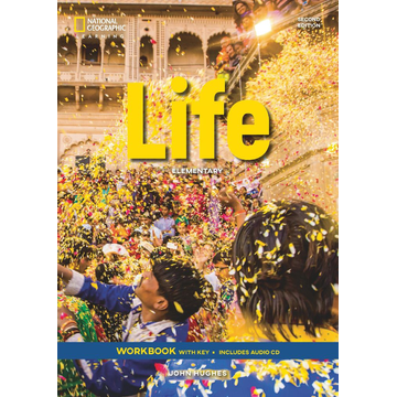 Paul Dummett Life - Second Edition - A1.2/A2.1: Elementary - Workbook + Audio-CD + Key