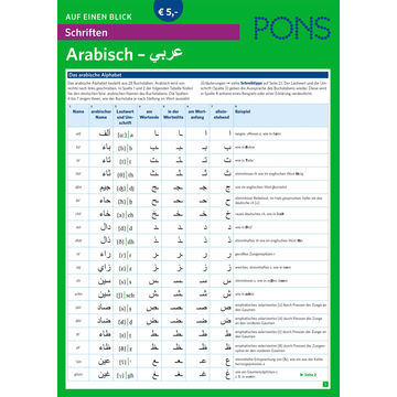 PONS ISBN 9783125612792 book Reference & languages Multilingual Paperback 6 pages