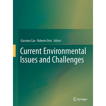Springer Netherland Current Environmental Issues and Challenges