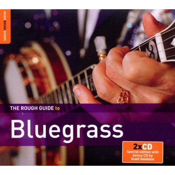 Diverse Rough Guide Rough Guide to Bluegrass