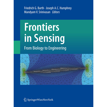 Springer Wien Frontiers in Sensing - From Biology to Engineering