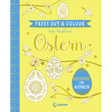 Loewe Press Out & Colour - Ostern