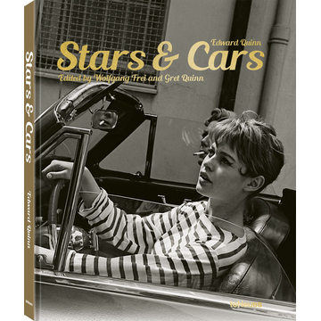 Edward Quinn Stars and Cars (of the '50s) updated reprint