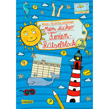 Nikki Busch ISBN 9783551180407 book Educational German Paperback 160 pages