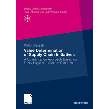 Philip Wessely Value Determination of Supply Chain Initiatives - A Quantification Approach Based on Fuzzy Logic and System Dynamics