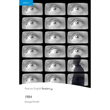 George Orwell Level 4: 1984 Book and MP3 Pack