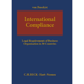 Nomos International Compliance - Legal Requirements of Business Organisation in over 30 Countries