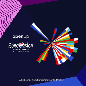 Various Eurovision Song Contest-Rotterdam 2021
