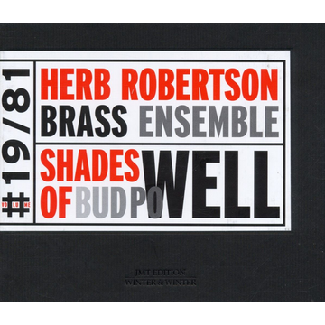 Robertson,Herb Shades of Bud Powell
