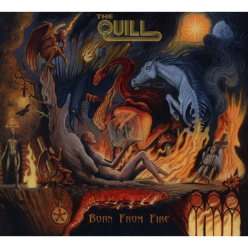 Quill,The Born From Fire