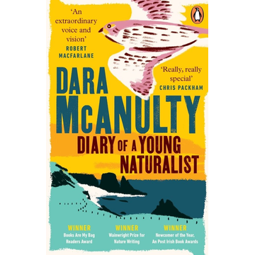 McAnulty, Dara Diary of a Young Naturalist