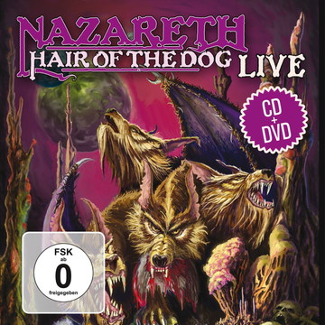 ZYX Music Hair of the Dog Live