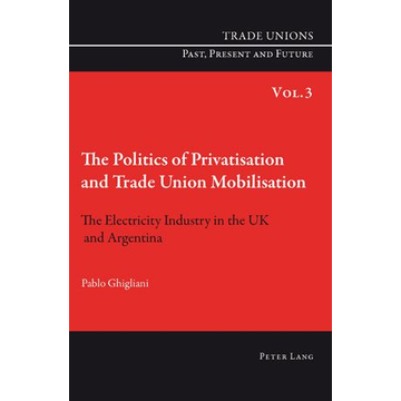 Pablo Ghigliani The Politics of Privatisation and Trade Union Mobilisation - The Electricity Industry in the UK and Argentina