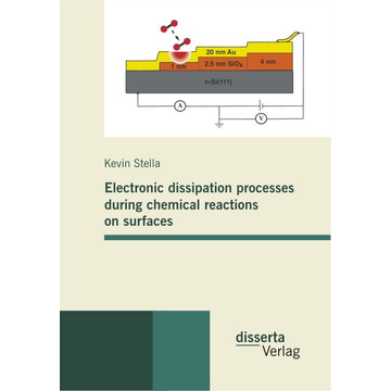 Kevin Stella Electronic dissipation processes during chemical reactions on surfaces