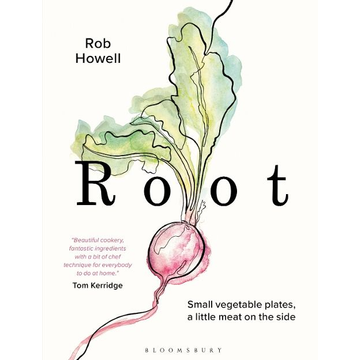 Howell, Rob Root: Small Vegetable Plates, a Little Meat on the Side