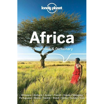 Lonely Planet Lonely Planet Africa Phrasebook & Dictionary