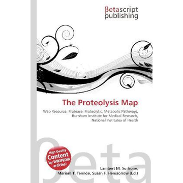 Betascript Publishing The Proteolysis Map