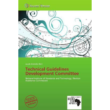 Betascript Publishing Technical Guidelines Development Committee - National Institute of Standards and Technology, Election Assistance Commission