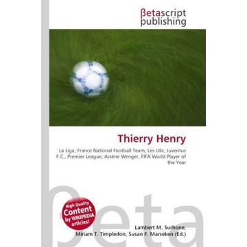 Betascript Publishing Thierry Henry