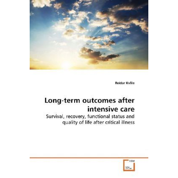 Kvåle, Reidar Long-term outcomes after intensive care - Survival, recovery, functional status and quality of  life after critical illness