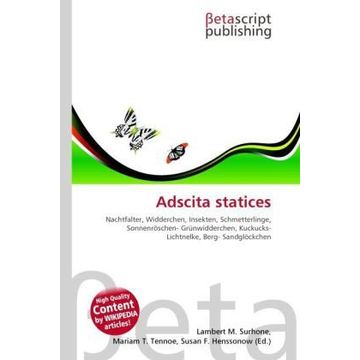 Betascript Publishing Adscita statices