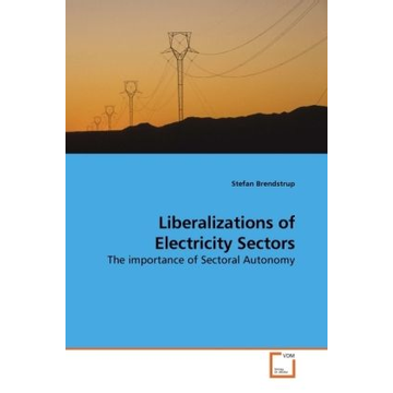 Brendstrup, Stefan Liberalizations of Electricity Sectors - The importance of Sectoral Autonomy