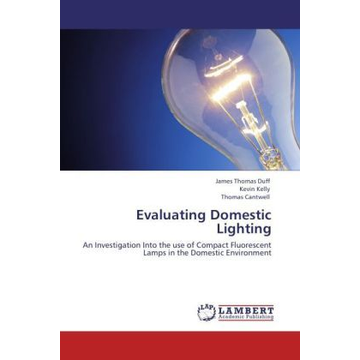 Duff, James Thomas Evaluating Domestic Lighting - An Investigation Into the use of Compact Fluorescent Lamps in the Domestic Environment