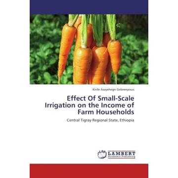 Gebreeyesus, Kinfe Asayehegn Effect Of Small-Scale Irrigation on the Income of Farm Households - Central Tigray Regional State, Ethiopia