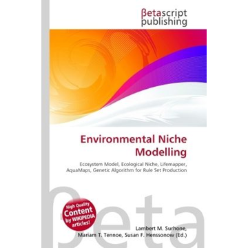 Betascript Publishing Environmental Niche Modelling