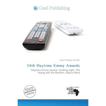 Alphascript Publishing 34th Daytime Emmy Awards - Daytime Emmy Award, Guiding Light, The Young and the Restless, Maura West