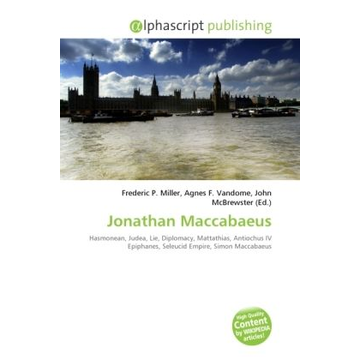 Alphascript Publishing Jonathan Maccabaeus