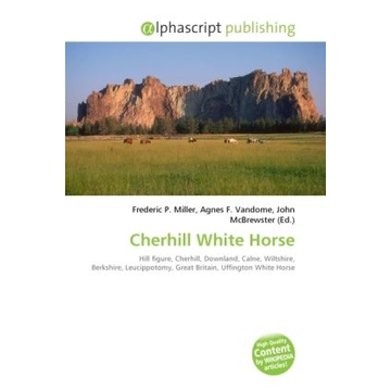 Alphascript Publishing Cherhill White Horse