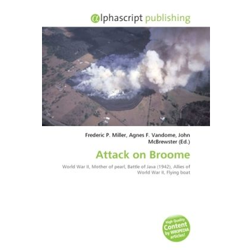 Alphascript Publishing Attack on Broome