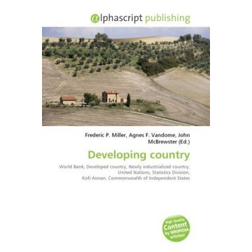 Alphascript Publishing Developing country