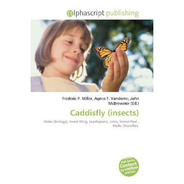 Alphascript Publishing Caddisfly (insects)