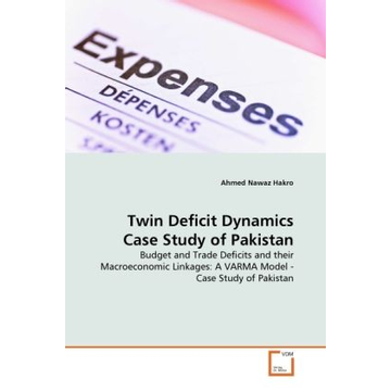 Hakro, Ahmed Nawaz Twin Deficit Dynamics Case Study of Pakistan - Budget and Trade Deficits and their Macroeconomic Linkages: A VARMA Model - Case Study of Pakistan