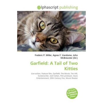 Alphascript Publishing Garfield: A Tail of Two Kitties