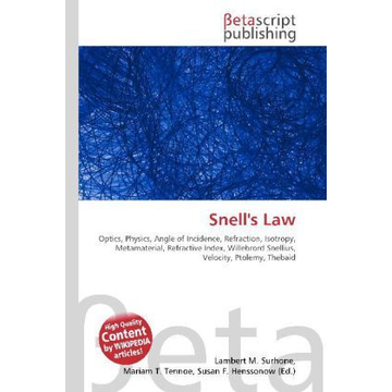 Betascript Publishing Snell's Law
