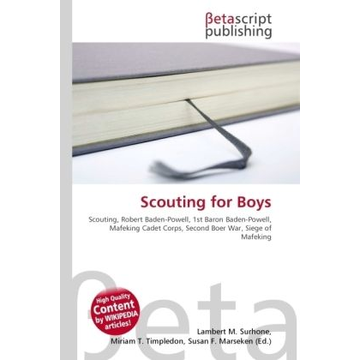 Betascript Publishing Scouting for Boys