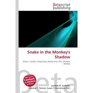 Betascript Publishing Snake in the Monkey's Shadow