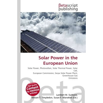Betascript Publishing Solar Power in the European Union