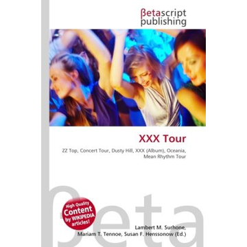 Betascript Publishing XXX Tour