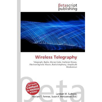 Betascript Publishing Wireless Telegraphy