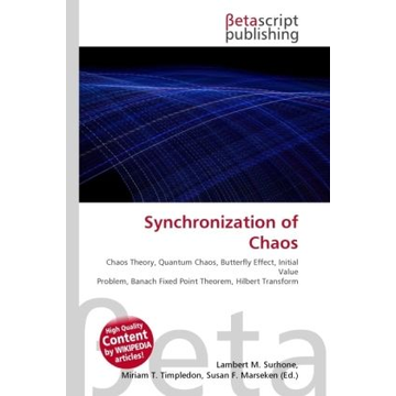 Betascript Publishing Synchronization of Chaos
