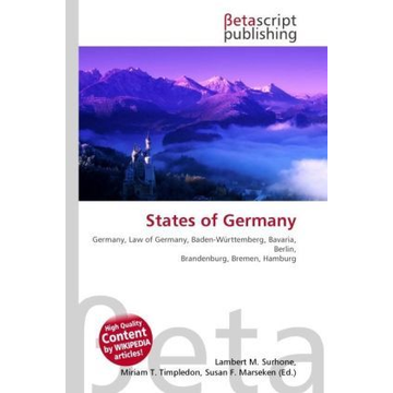 Betascript Publishing States of Germany